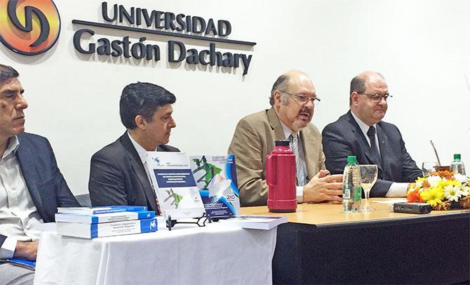 La UGD lanzó el VII Simposio Iberoamericano de Cooperación para el Desarrollo y la Integración Regional
